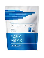 LevelUp Easy Mass, 3000 g
