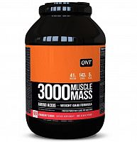 QNT Muscle Mass 3000, 4500 гр.