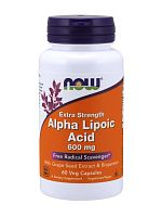 NOW Alpha Lipoic Acid, 100 mg, 60 vcaps
