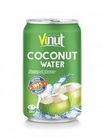 Vinut Coconut Water 100 %, 330 ml.